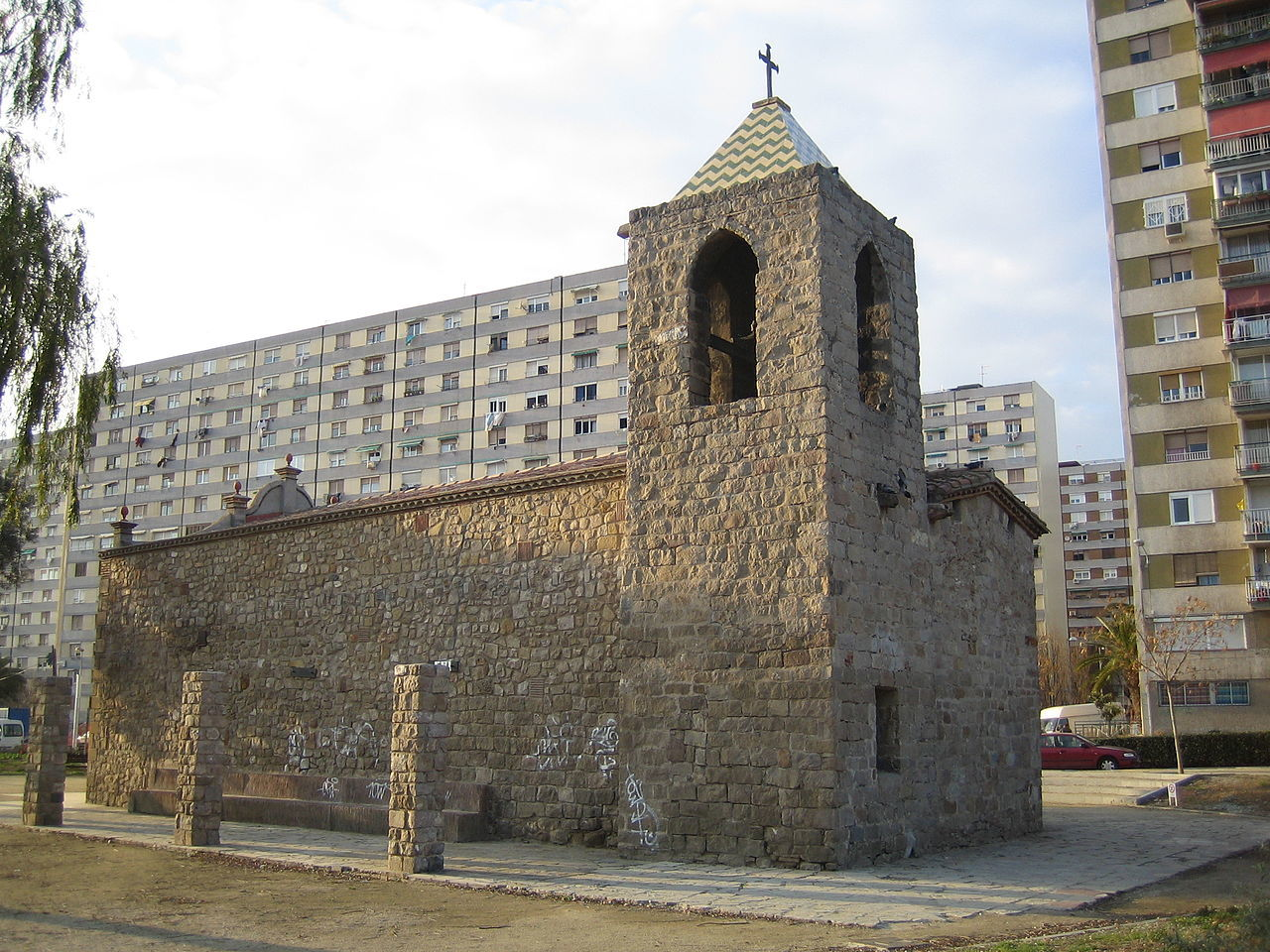 Ermita de bellvitge