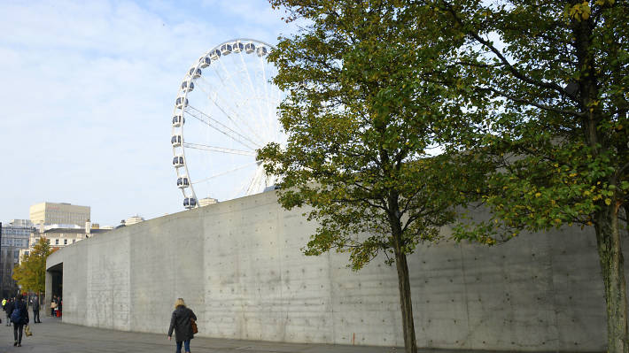 What shall we do with the Piccadilly Gardens wall?