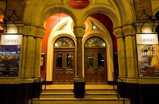 (Leeds Grand Theatre. Photograph Tony O'Connell)