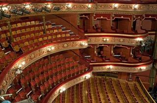 Leeds Grand Theatre (Leeds Grand Theatre. Photograph Tony O'Connell)