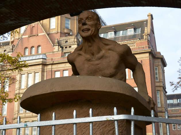 Public Art - Archimedes
