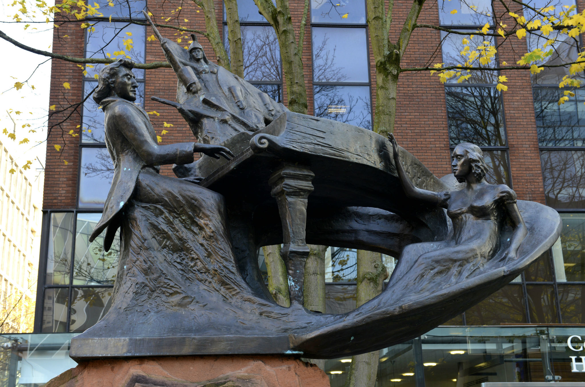 Chopin Memorial Monument