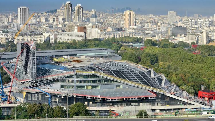 Philharmonie de Paris (© Yves Chanoit / Bouygues construction)