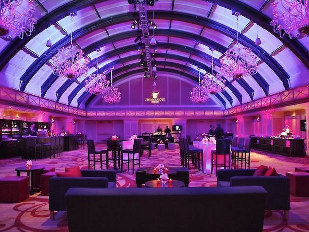 JW Marriott New Year's Eve Soiree