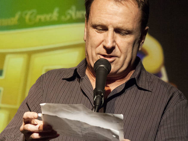Colin Quinn The Coloring Book Signing