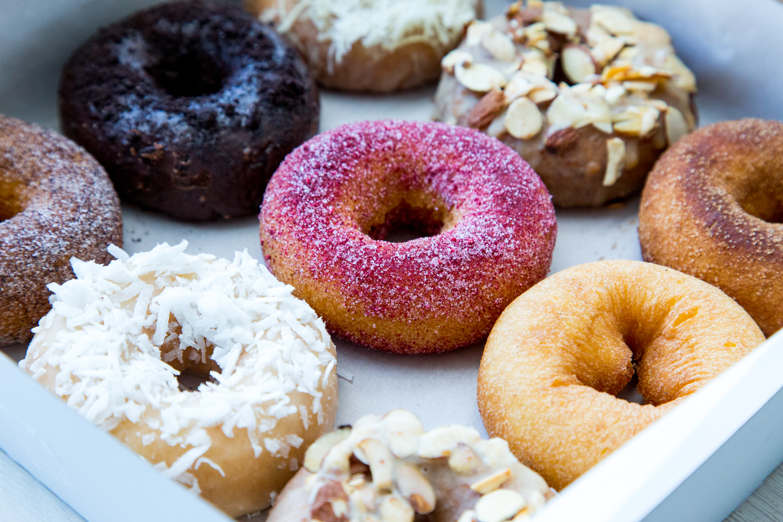 The top donut shops in NYC
