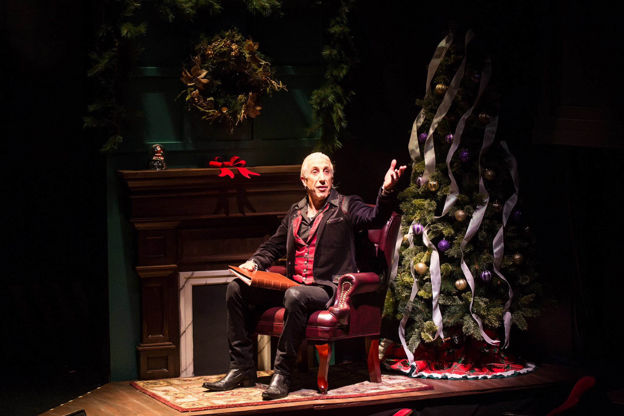 Dee Snider's Rock & Roll Christmas Tale