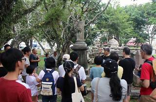 Francis Light Cemetery Tour