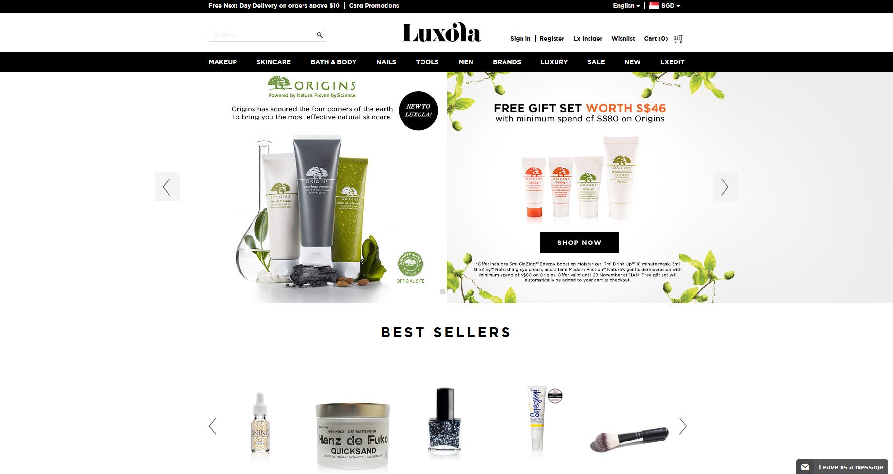 Luxola