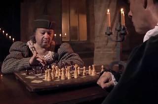 La dama del ajedrez