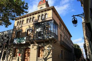 Centre cívic de Les Corts