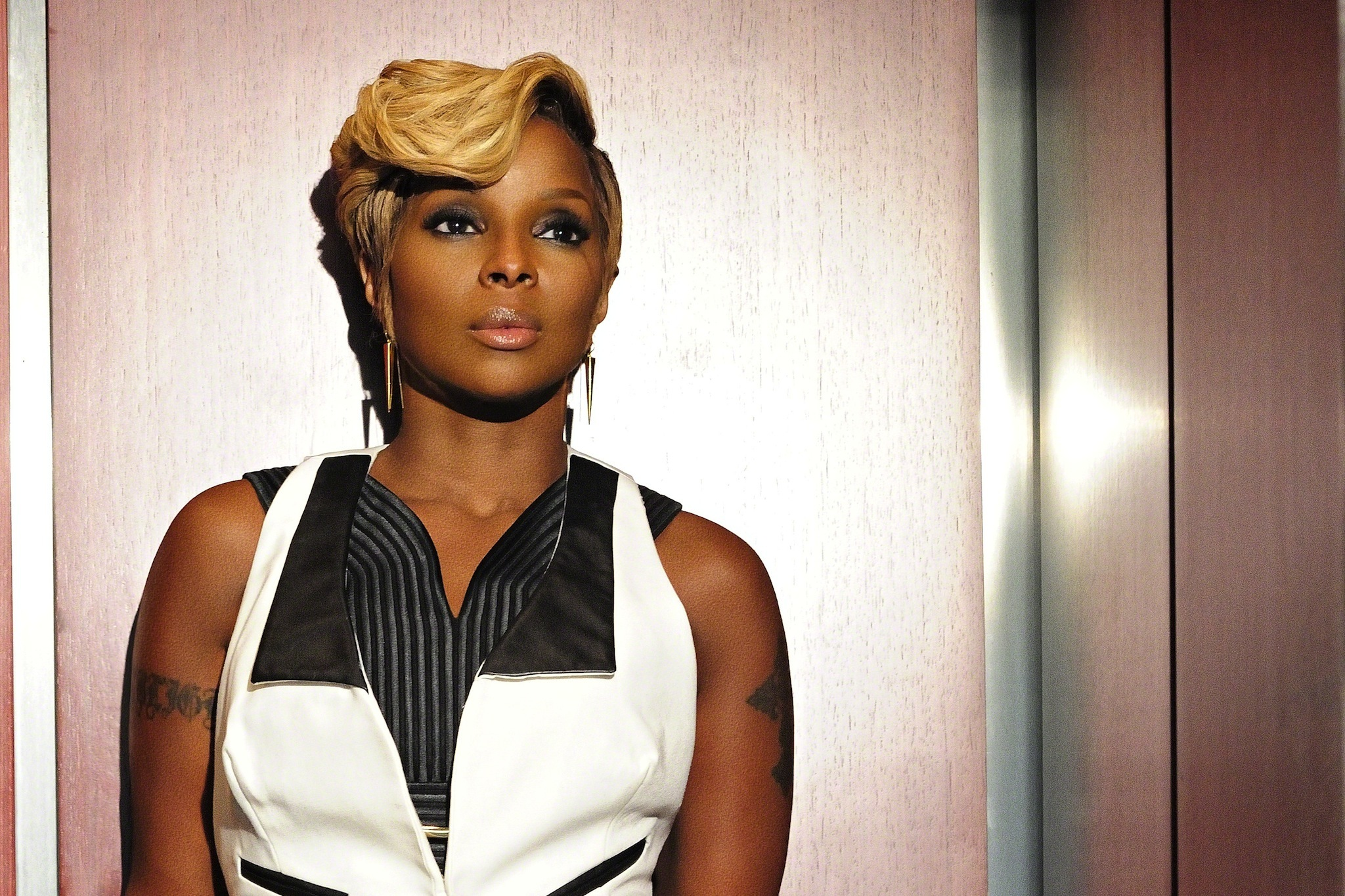 Mary J Blige + Maxwell