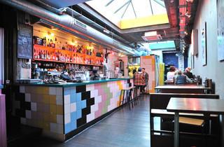 gay friendly bars offer a bit of symbolism or signage