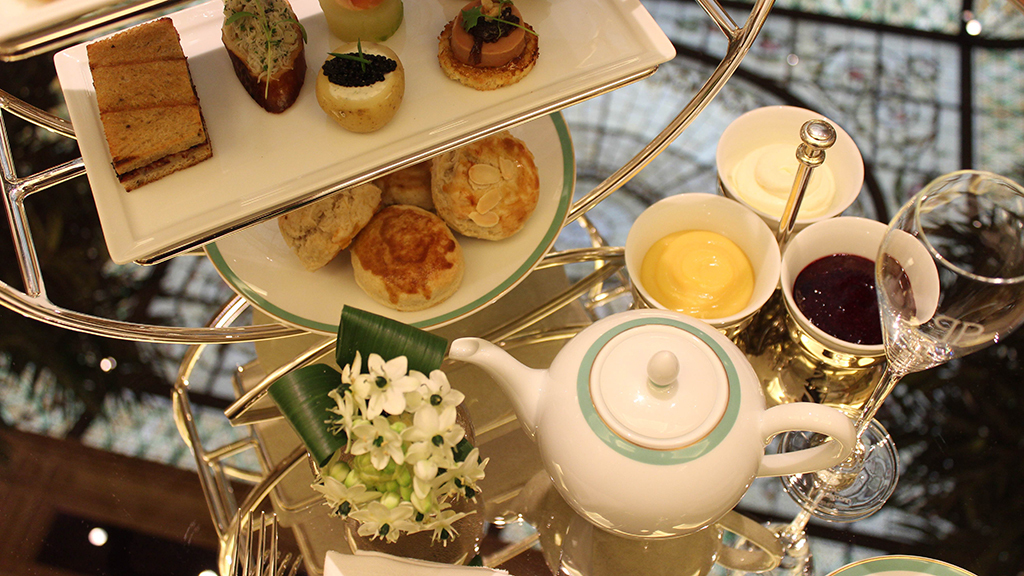 The best afternoon tea NYC has to offer