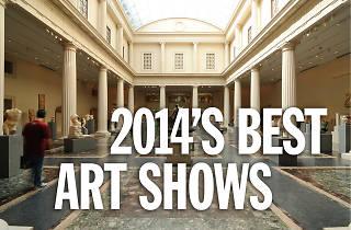 Best of 2014, 2014's Best Art Shows