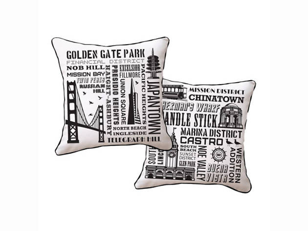 Unique gifts for San Francisco lovers