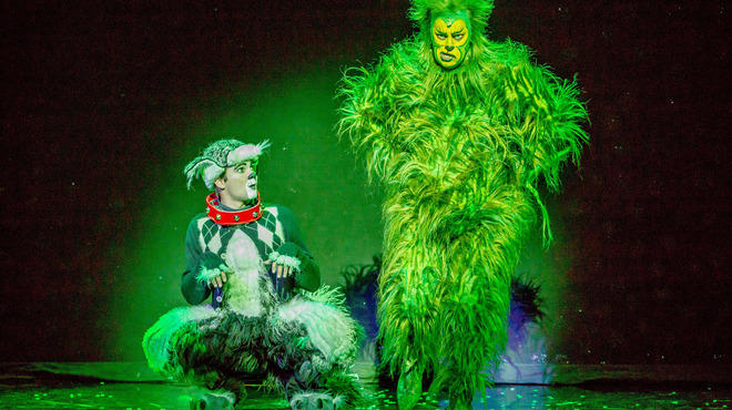 Review: Dr. Seuss' How the Grinch Stole...