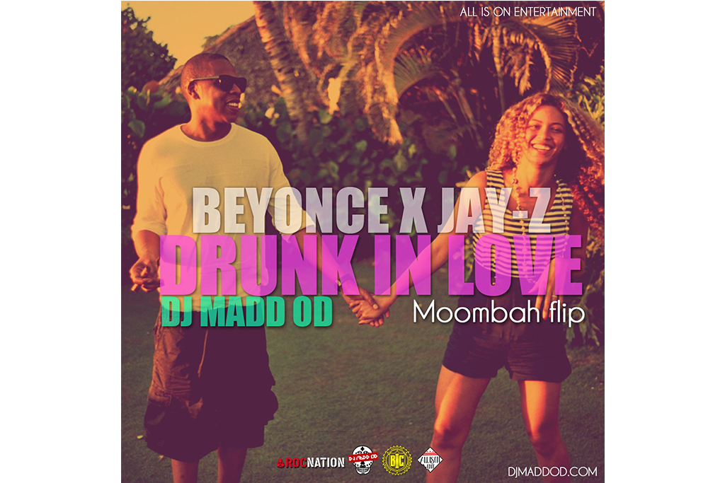 """Drunk in Love"" by Jay-Z and Beyonce"
