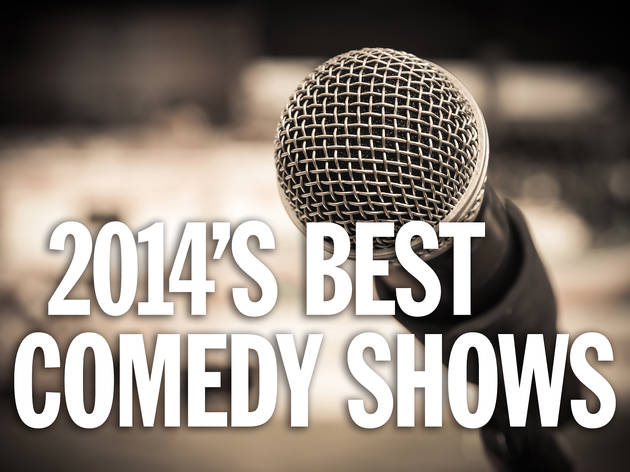 The 10 best comedy shows of 2014