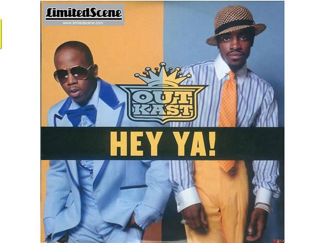 """""""Hey Ya"""" by OutKast"""