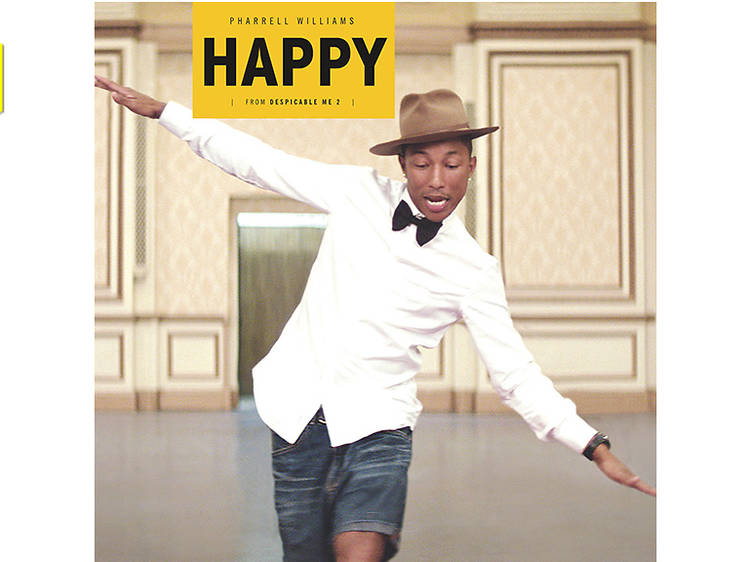 'Happy' – Pharrell Williams