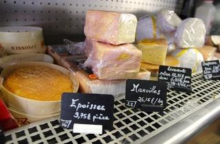 Fromages et ramage (© Céline Astorg)