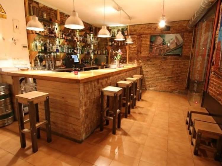 Warehouse Bar