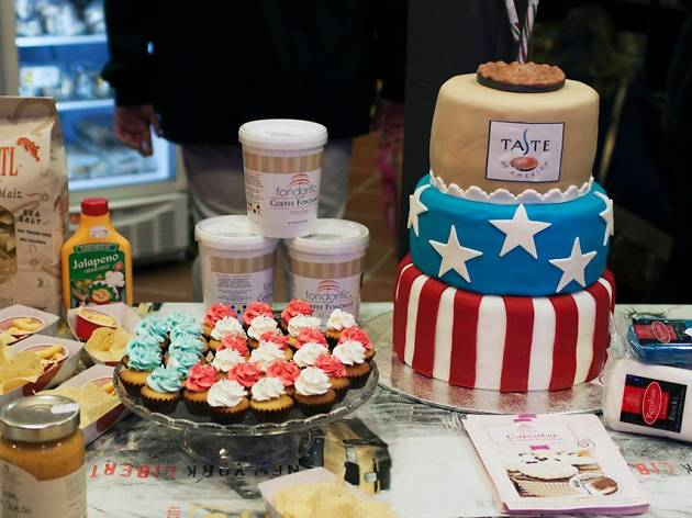 Taste of America Accion de Gracias