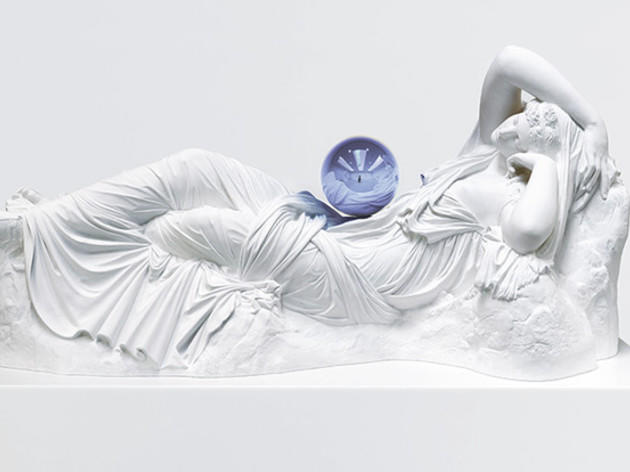 ('Gazing Ball (Ariadne)', 2013 / © Jeff Koons)