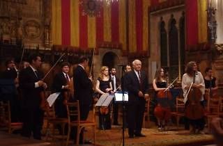Mozarteum de Salzburg + Orquestra UNESCO Barcelona