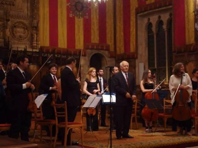 Orquestra Unesco Barcelona + Polifònica de Puig-reig: Messies de Haendel