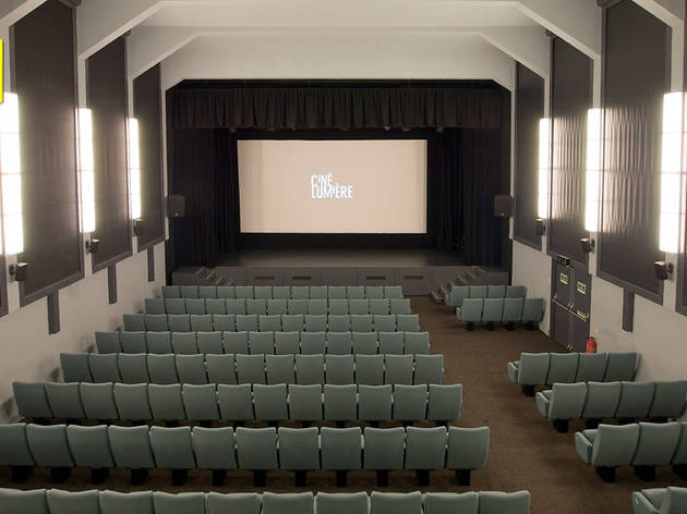"<p>A mecca for foreign film lovers, the Lumière is also possibly London's most elegant cinema, a grade-two listed art deco building with its own Rodin statue.</p><p><a class=""button "" title=""More info"" href=""../../london/cinemas/cine-lumiere"" rel=""nofollow"">Read more</a></p>"