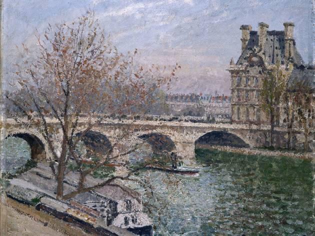 Pissaro à Eragny - L'anarchie et la nature