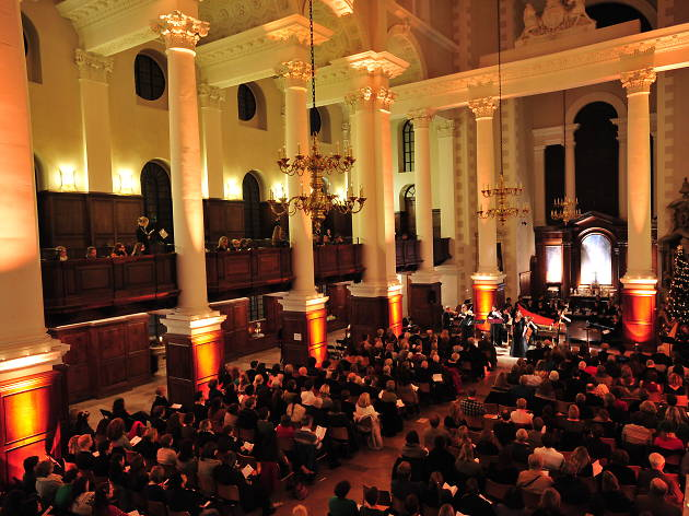 Carols by Candlelight for NSPCC