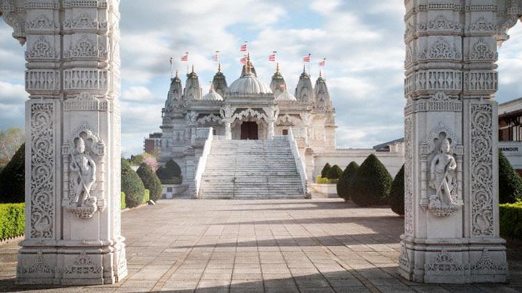 Hindu Temple, London