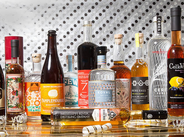 15 cool Midwest liquor bottles to give as holiday gifts