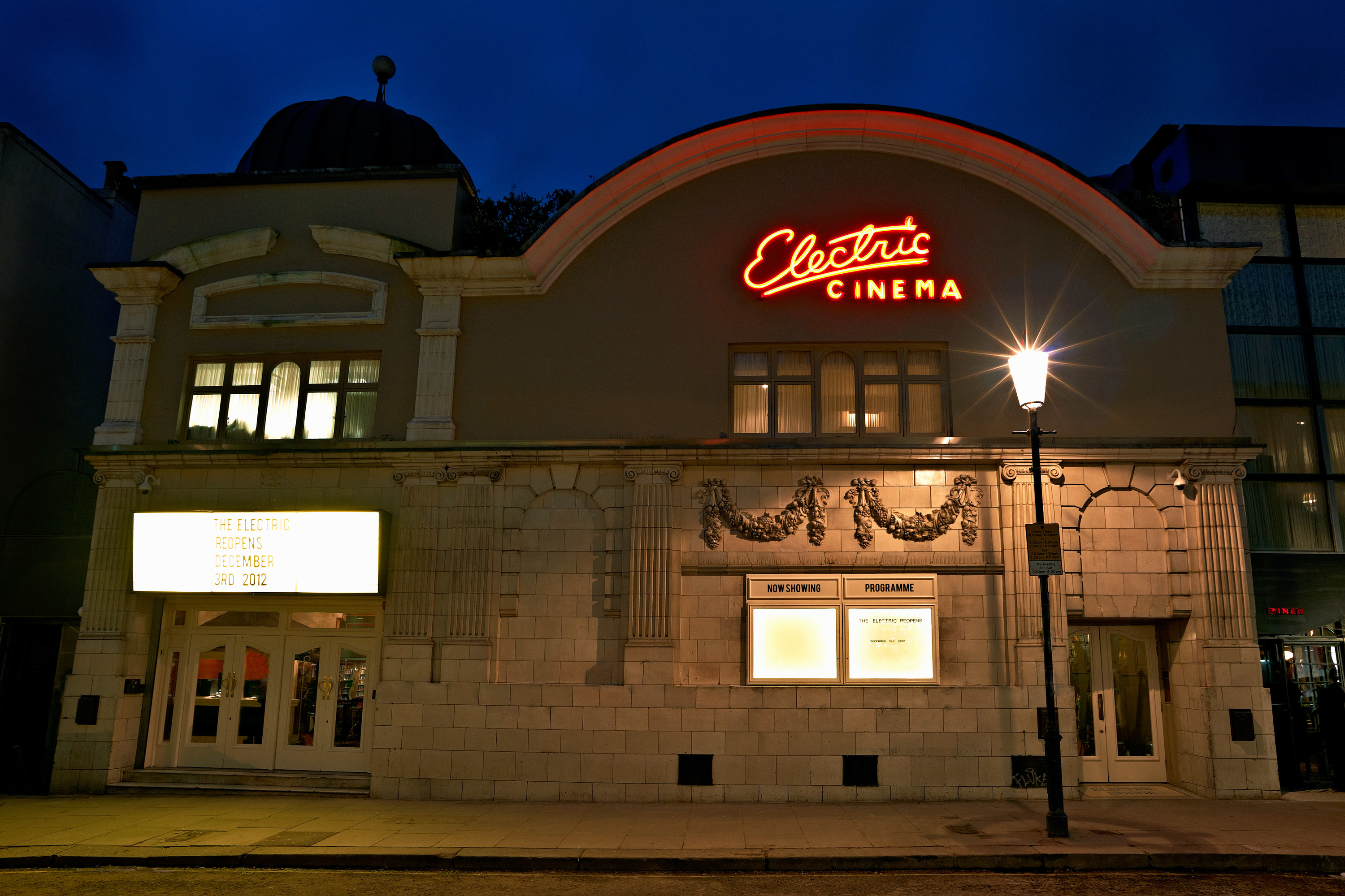 Electric Cinema