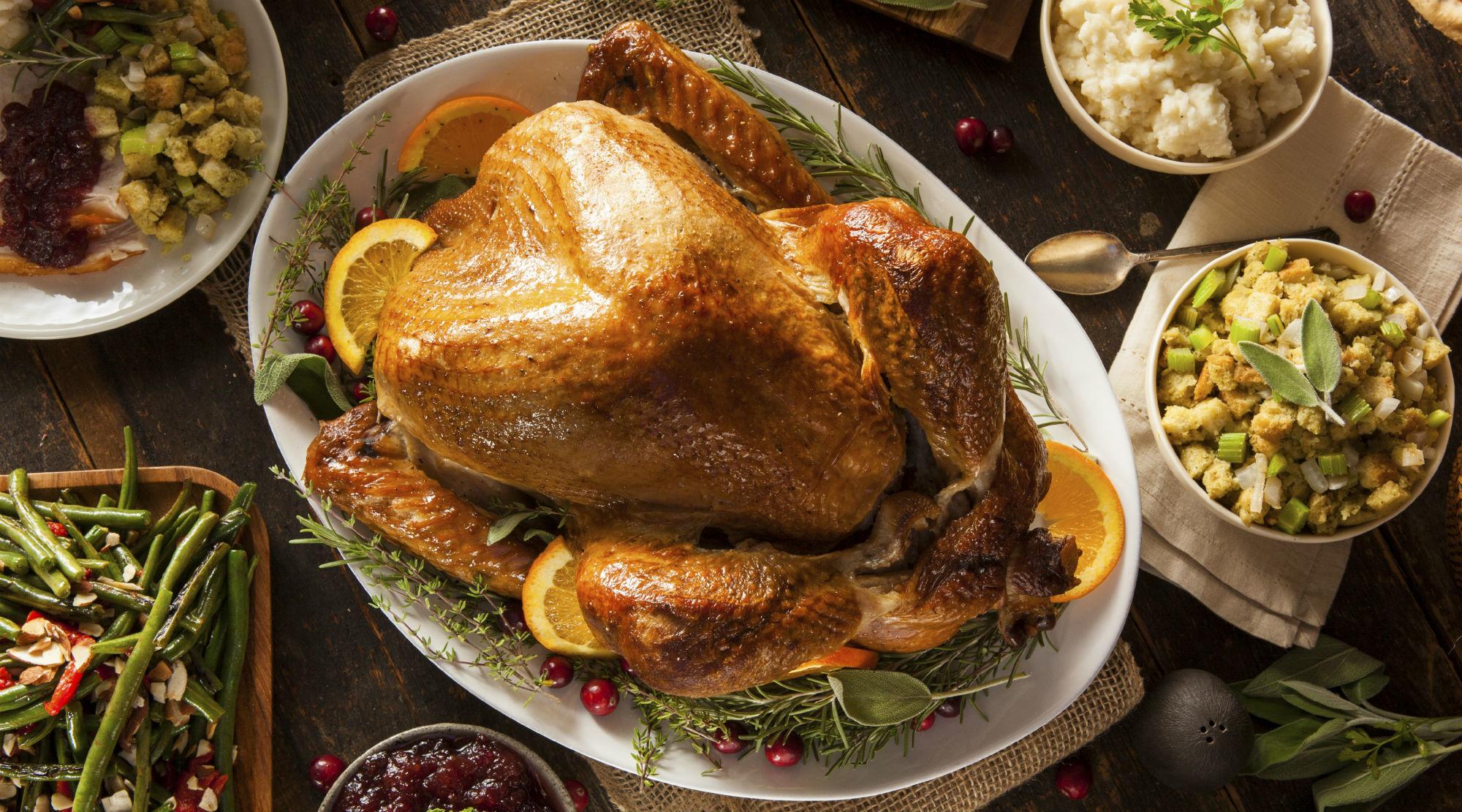 Thanksgiving en la CDMX