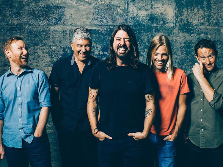 Foo Fighters + Royal Blood
