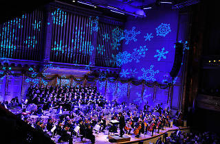 Holiday Pops at Boston Symphony Hall