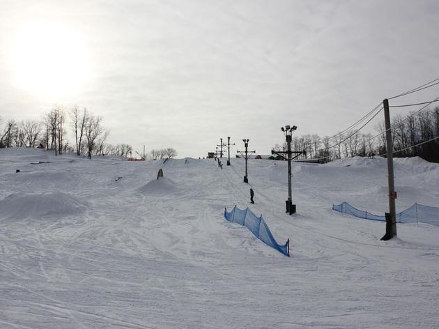 Raging Buffalo Snowboard Ski Park