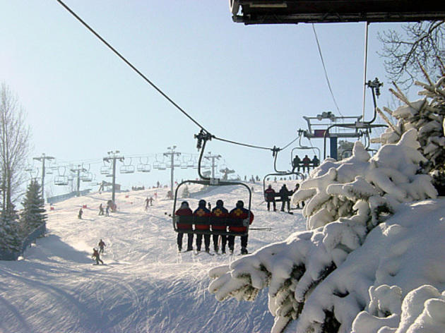 Alpine Valley Ski Resort