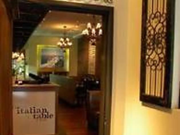 J. Rocco Italian Table & Bar (CLOSED)