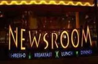 Newsroom Café (CLOSED)