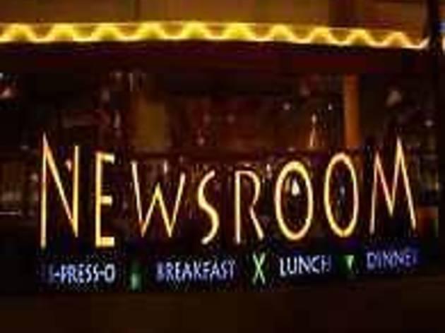 Newsroom Café (CLOSED)