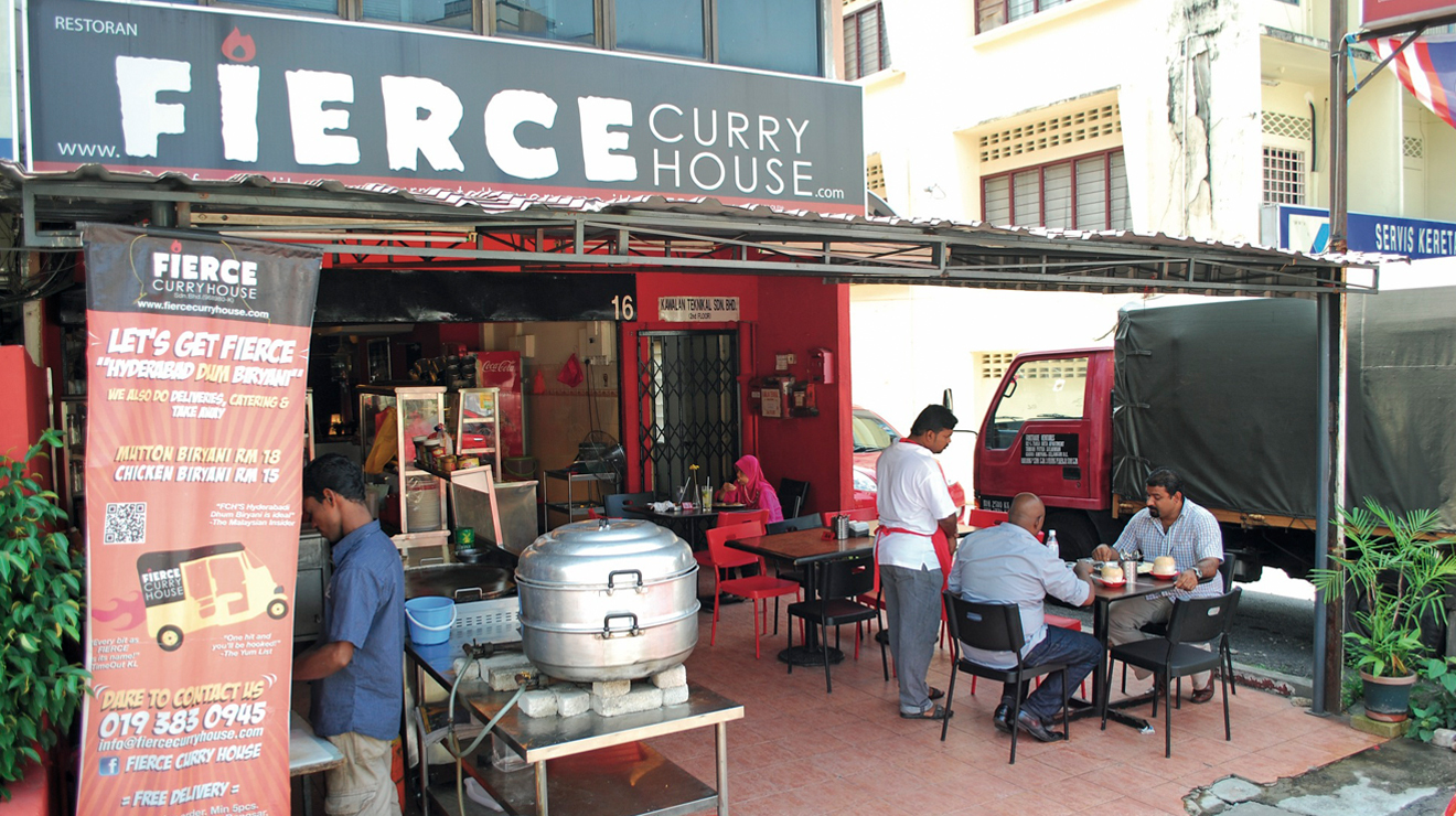 Fierce Curry House Bangsar