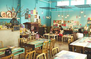 Eatplaylove Café