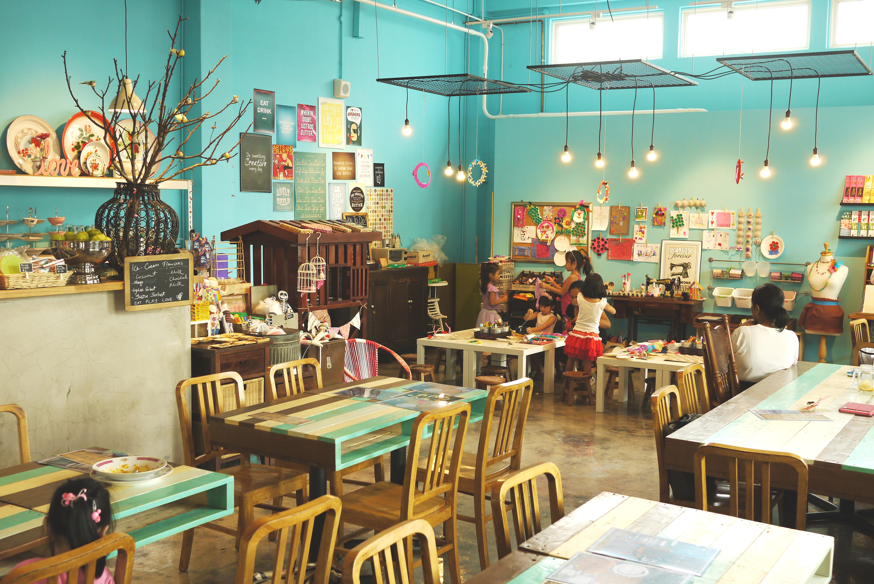 Best places for kids in singapore for Kids restaurants