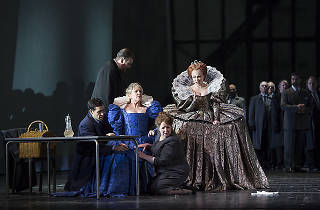Maria Stuarda de Donizetti