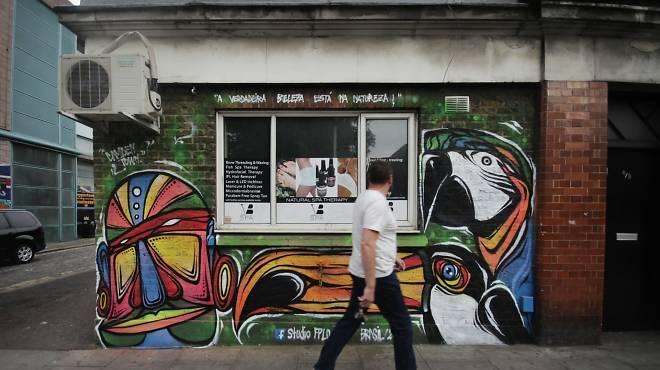 Camden Street Art Walks